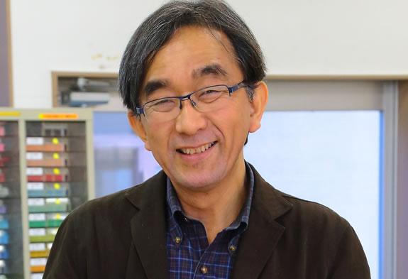 白梅学園短期大学 教授 花原 幹夫さん