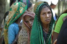バングラデシュ緊急支援活動:グッドネーバーズ