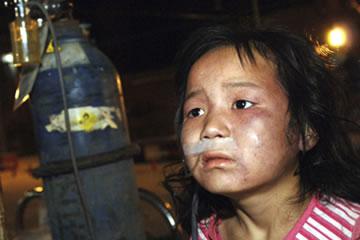 中国四川省大地震、緊急支援、募金、寄付をお願いします。