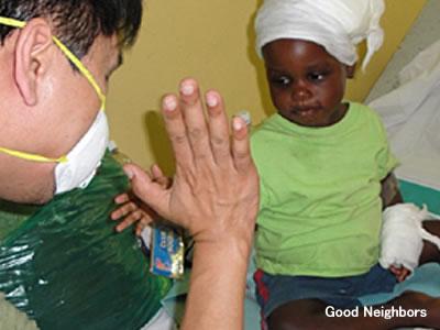 被災した子どもにも心のケアが必要